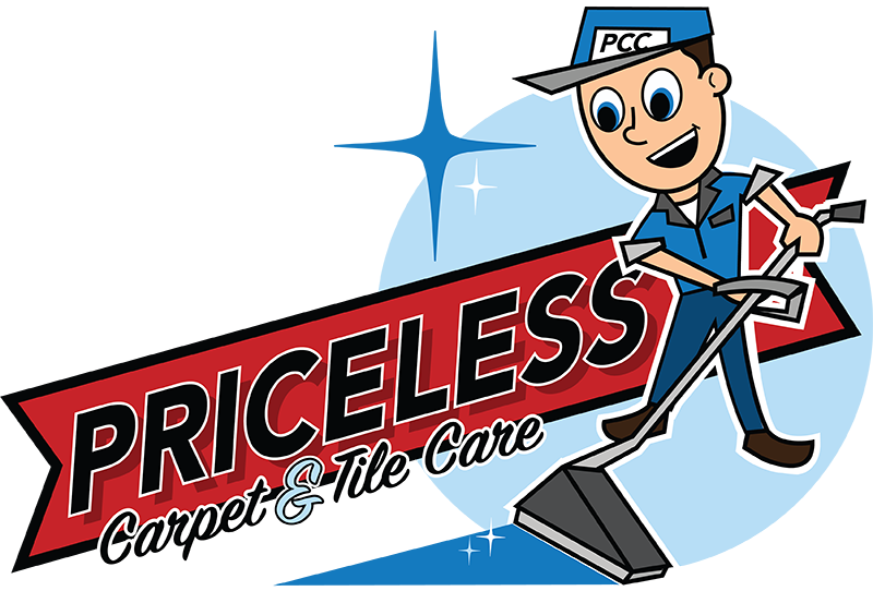 Priceless Carpet & Tile Care Logo